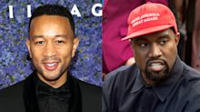 John Legend isn't going to 'armchair-diagnose' Kanye West over Trump support