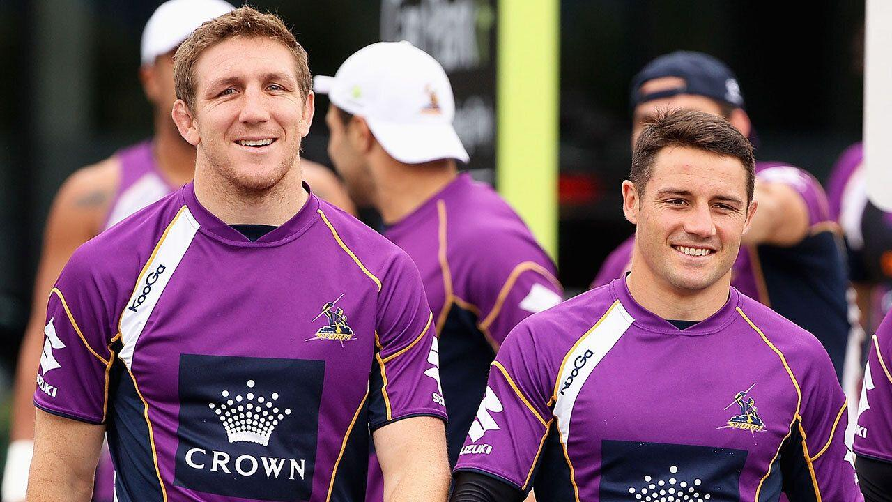 'I wasn't that impressed': How Cooper Cronk turned into a superstar