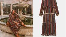 Este es el vestido de Zara que triunfa en Instagram