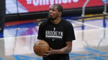 Kevin Durant says he plays the game for development, not titles