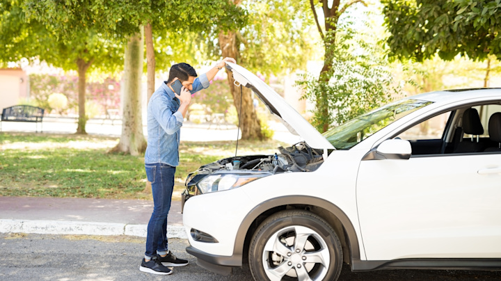 Como o seguro auto te ajuda em pequenos incidentes