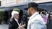 Ecclestone responde Hamilton e diz que 'não-brancos' recebem as mesmas oportunidades na F1