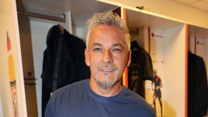 """Baggio: """"Non guardo il calcio senza pubblico, mi fa piangere. Ho un rimpianto. Sacchi? No, Mazzone il top"""""""