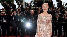 Dicta cátedra de estilo Helen Mirren en Cannes