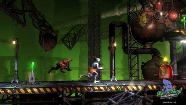 Oddworld: New 'n' Tasty will be $30, supports Cross-Buy on PlayStation