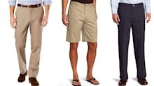 Stock up on spring khakis at Amazon's major Dockers sale — up to 50 percent off for just a brief window!