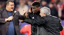 Gossip: Pogba and Mourinho 'only talking through agent Raiola' as relationship hits new low