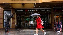 Cineworld shares soar as it secures $450m new debt facility lifeline