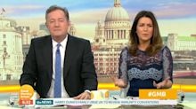 Susanna Reid puts Piers Morgan in his place after Harry and Meghan rant