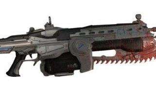 Amazon's Gears of War 2 Lancer bundle available now for $140