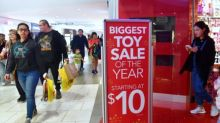 Signs point to strong US shopping season