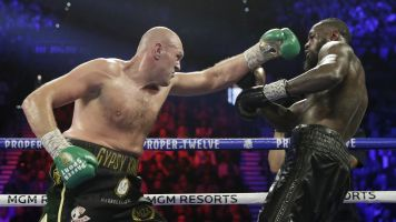 Report: Fury-Wilder III moved to October