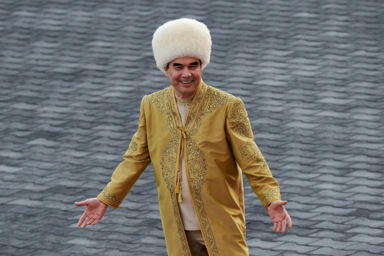 Turkmenistan President Gurbanguly Berdymukhamedov's poem about wheat celebrates a 'wonderful cereal, miracle seed'
