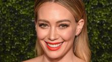 Hilary Duff Just Debuted A Major Post-Wedding Hair Change