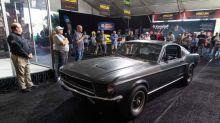 Steve McQueen 駕駛 1968 年 Ford Mustang GT「Bullitt」即將展開拍賣