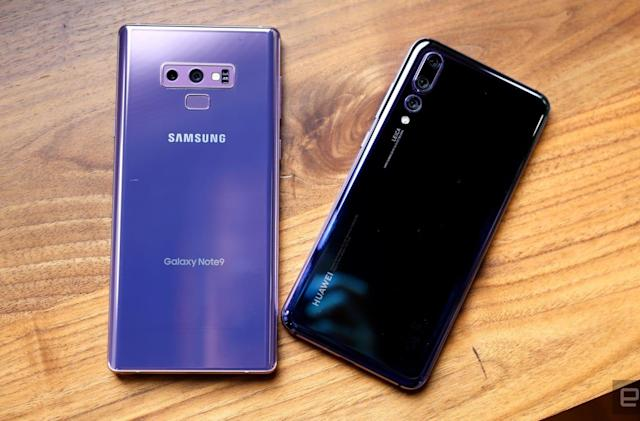 Samsung's 48-megapixel camera sensor may pop up in the Galaxy S10
