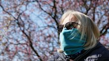 Coronavirus: How to make and wear your own 'face covering'