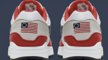 Arizona governor says he's 'embarrassed for Nike' after it pulls Betsy Ross Flag sneaker design over racism concerns