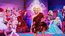 There's going to be a celebrity version of Ru Paul's Drag Race