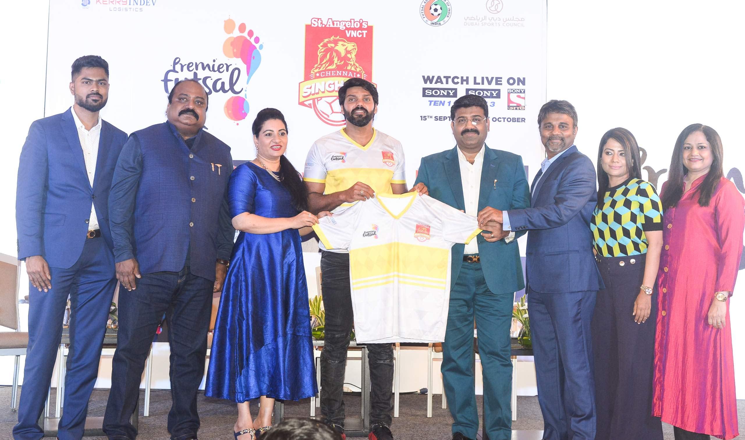 Premier Futsal Season 2: Two new owners for Chennai