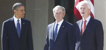 Former presidents encourage Americans to get vaccine