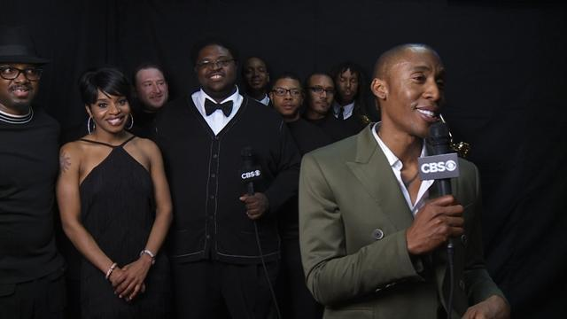 53rd Grammy Awards -  Thank You Cam: Raphael Saadiq
