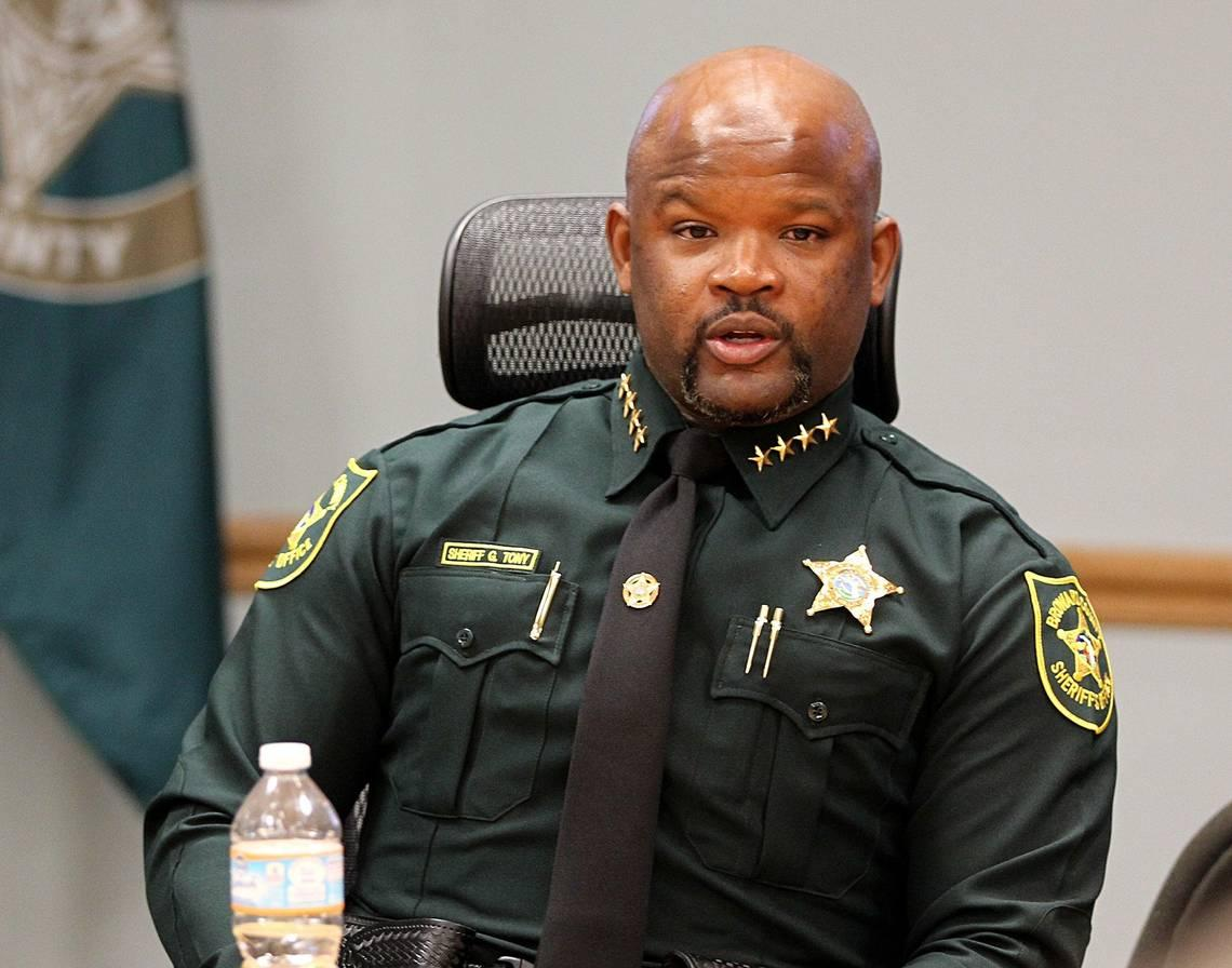 Broward jail leaders fired after another mentally ill inmate gives birth in her cell, BSO says