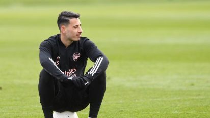 Mikel Arteta explains why Arsenal fans must be patient with Gabriel Martinelli