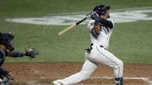 Perez hits sac fly in the 8th, Rays beat Yankees 1-0