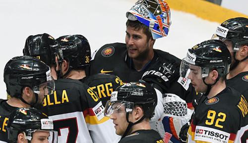Eishockey: DEB-Team mit sieben DEL-Finalisten gegen Lettland
