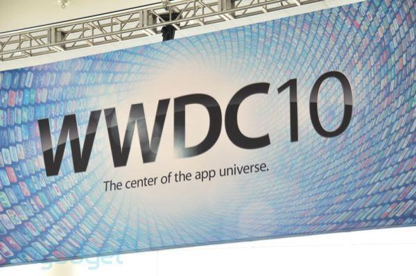 Steve Jobs live from WWDC 2010