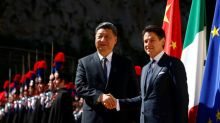 Italy endorses China's Belt and Road plan in first for a G7 nation
