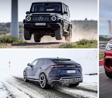 The 20 Most Powerful Crossovers and SUVs You Can Buy in 2019