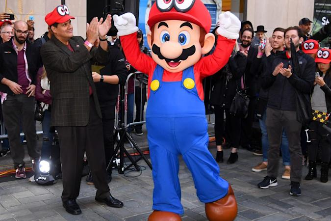 Dave Kotinsky/Getty Images for Nintendo of America