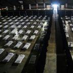 EU strikes rescue deal as hopes rise of virus easing