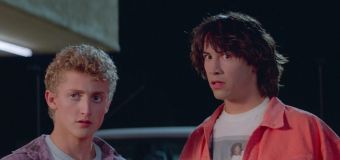 Studio execs 'hated' Bill & Ted's Excellent Adventure