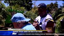 Chargers fan out across San Diego to say thanks