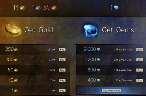 Guild Wars 2 restricts gem store purchase options [Updated]