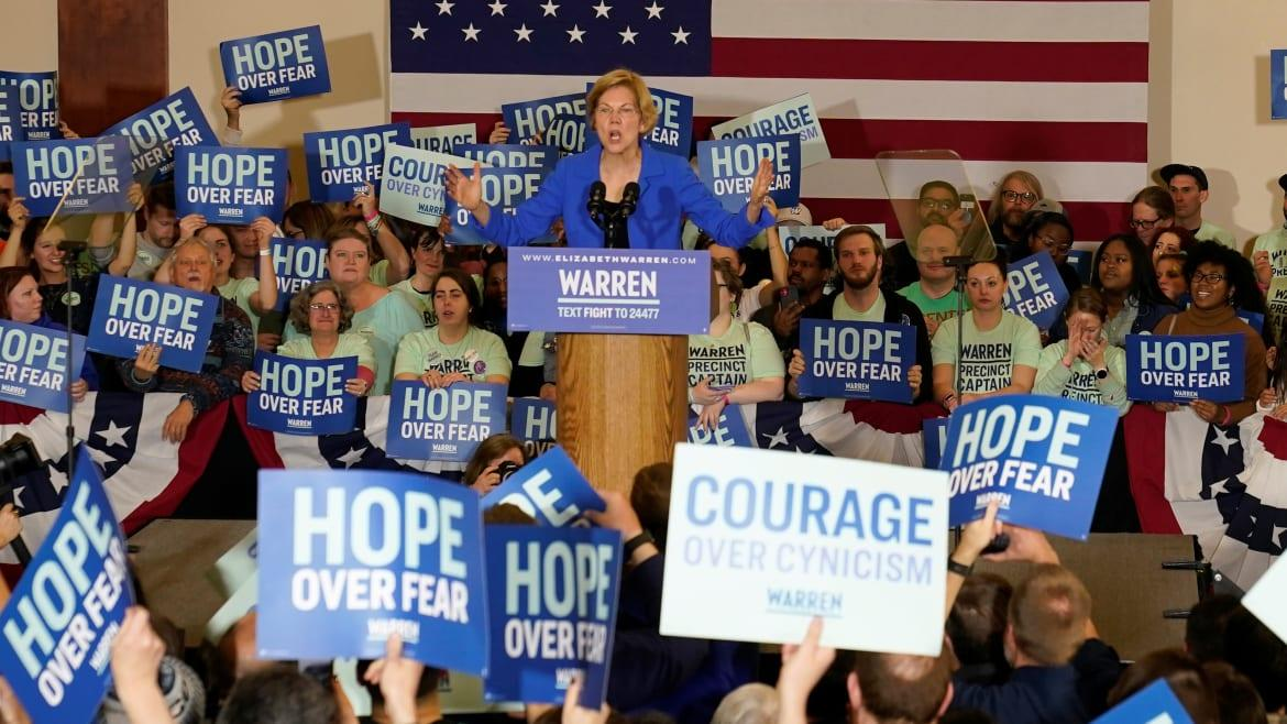 Elizabeth Warren Drops Out of Presidential Race