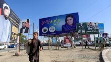 Women candidates face 'small-scale war' in Afghan election