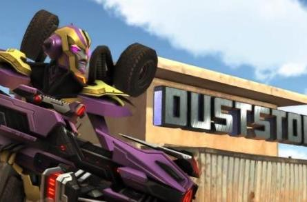 Meltdown and Duststorm roll out into Transformers Universe