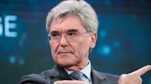 Joe Kaeser's Retirement Gift at Siemens:ARusty Mercedes?