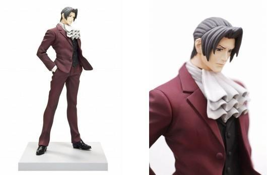 Ace Attorney Investigations 2 out February in Japan, includes Edgeworth figure
