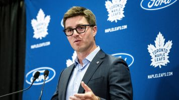 In Toronto, Leafs GM has no room for error