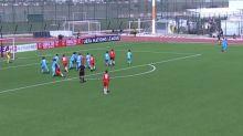 Foot - L. nations - Ligue des nations: le but de Gibraltar - Saint-Marin en vidéo