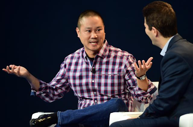 Zappos' pioneering ex-CEO Tony Hsieh dies at 46