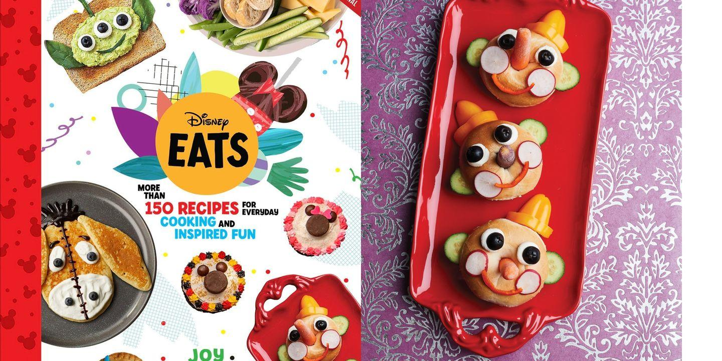 This Brand New Disney Cookbook Has More Than 150 Recipes Inspired By Your All-Time Favorite Characters