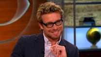 "Simon Baker on ""The Mentalist,"" the hunt for Red John, his acting career"