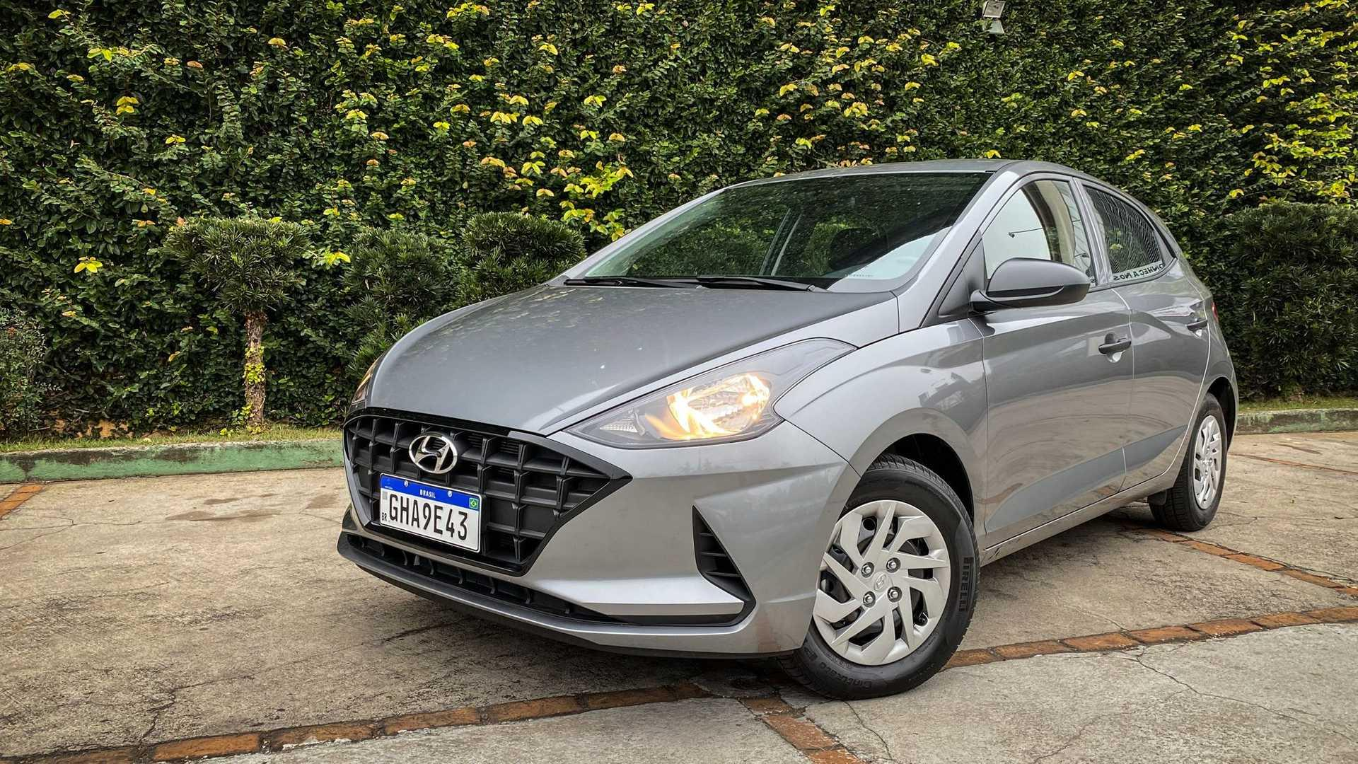 Teste: Hyundai HB20 1.0 Sense 2021 acerta custo-benefício ...