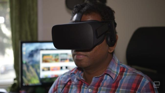 Oculus Rift and HTC Vive buyers face shipping headaches